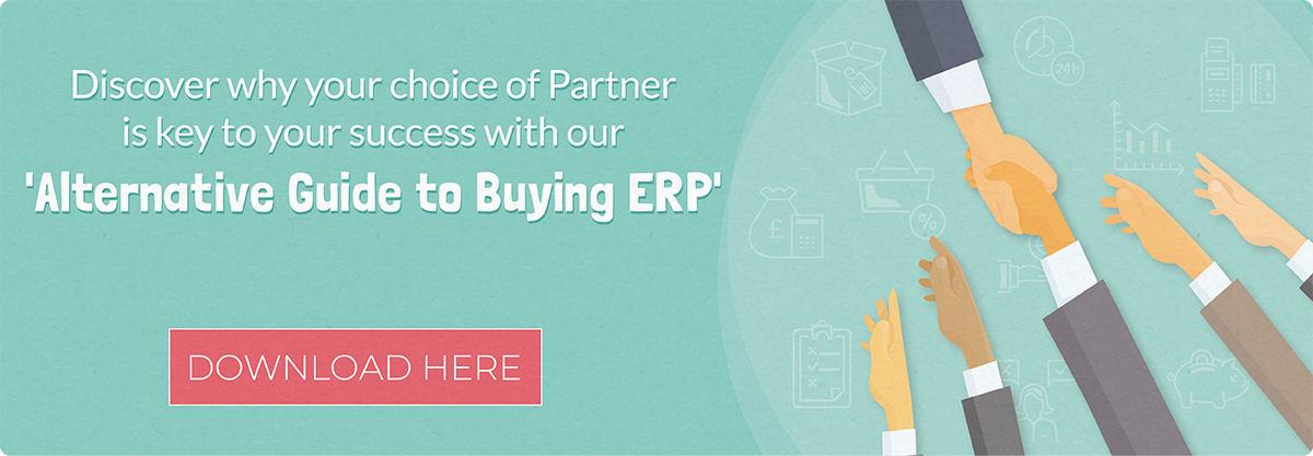 Alternative Guide to Buying ERP