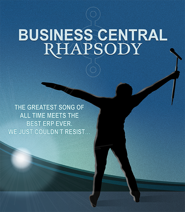 Dynamics 365 Business Central Rhapsody image