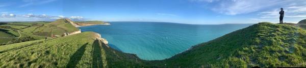 Jurrassic Coast Pano 600px wide