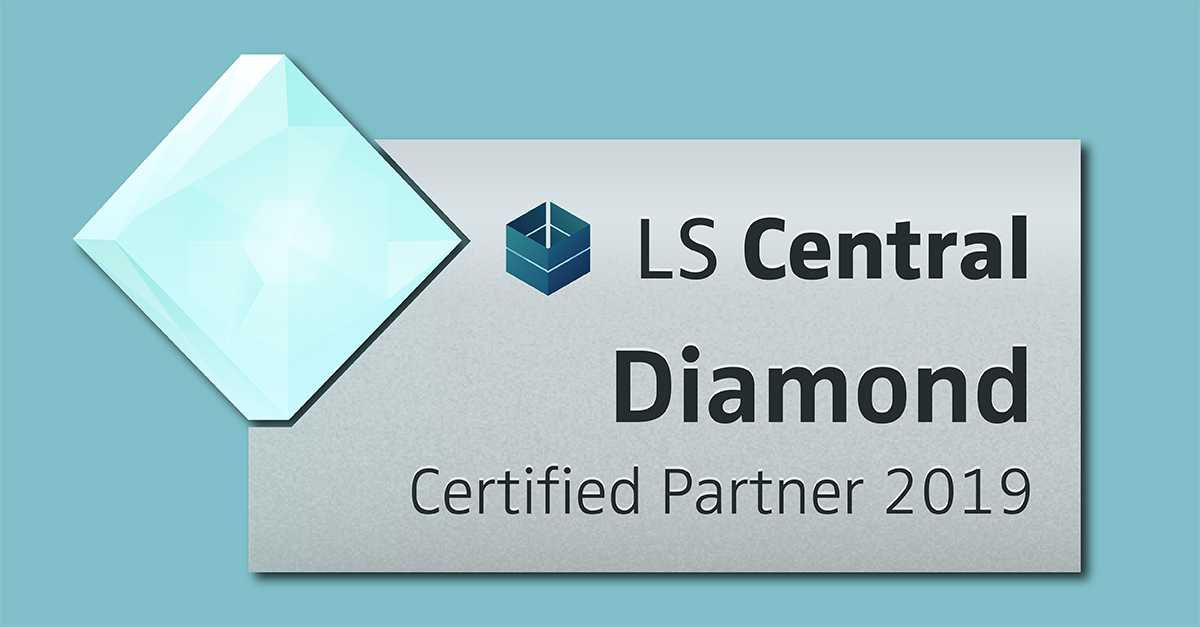 Featured image of LS Central Diamond Partner logo on LS Diamond Partner Page