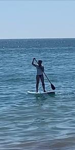 Toni Paddleboarding 2