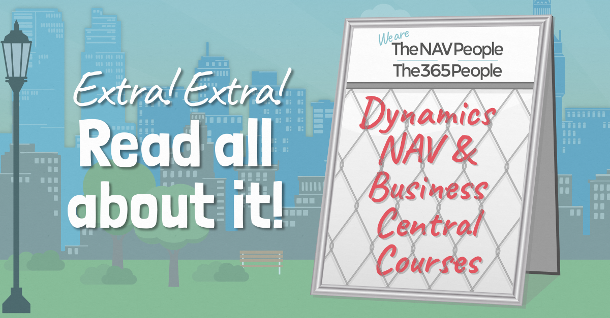 TNP's Dynamics NAV and Business Central training courses